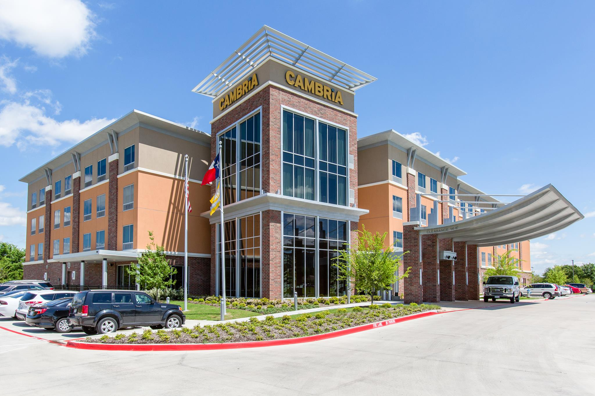 Cambria Hotel And Suites Plano