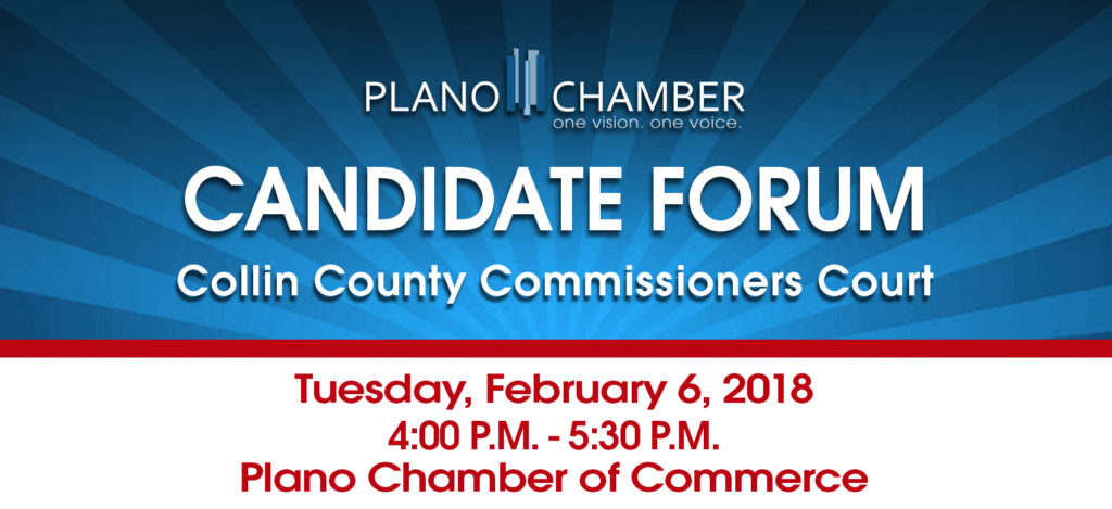 County Candidate Forum